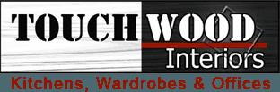touchwood interior business logo