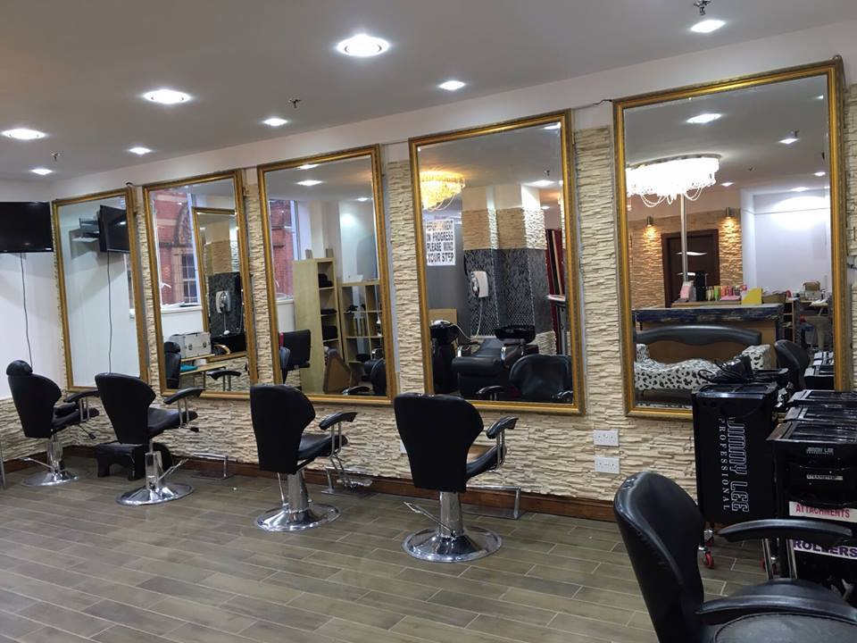 Talking Heads Hairdressing and Beauty Doncaster Salon Picture