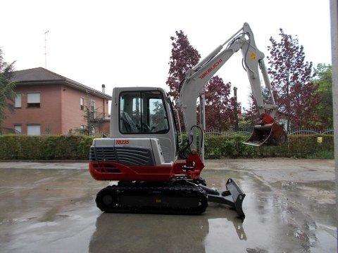 Mini escavatore 35 quintali
