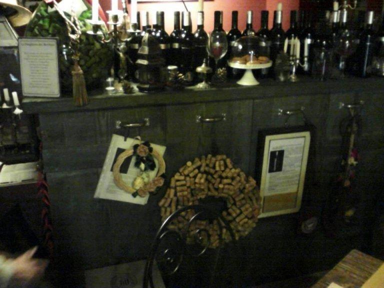 arredamento vineria