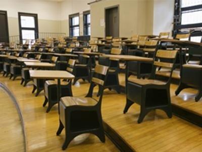 Arredi scolastici su misura - Falegnameria Tutto Legno