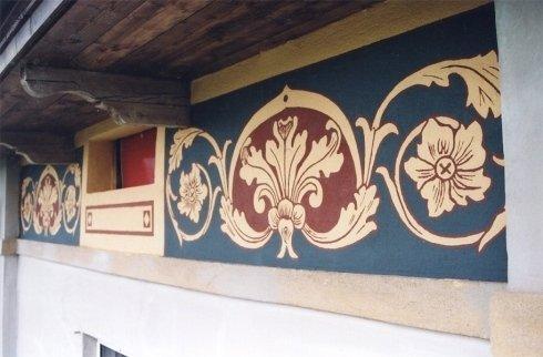 decorazioni di facciate