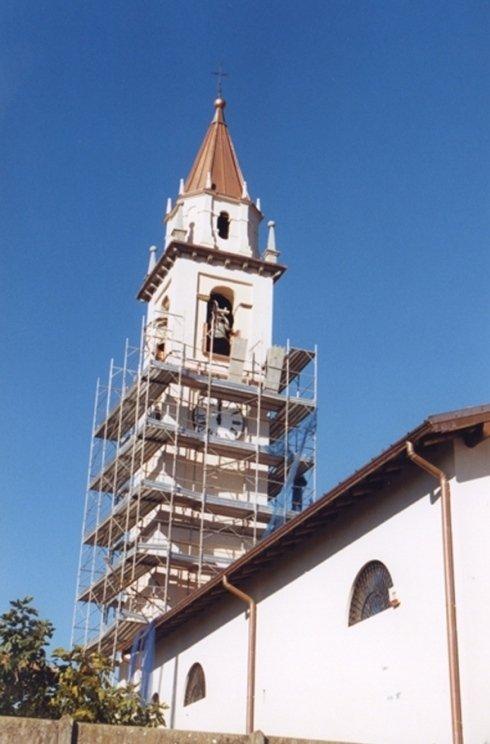 restauro campanili