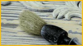 restauro di bassorilievi