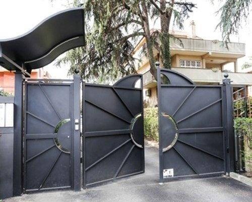 Tipologia cancello Kiko