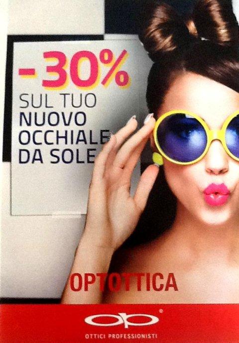 promozione occhiali da sole
