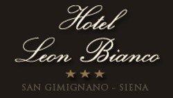Hotel Leon Bianco logo