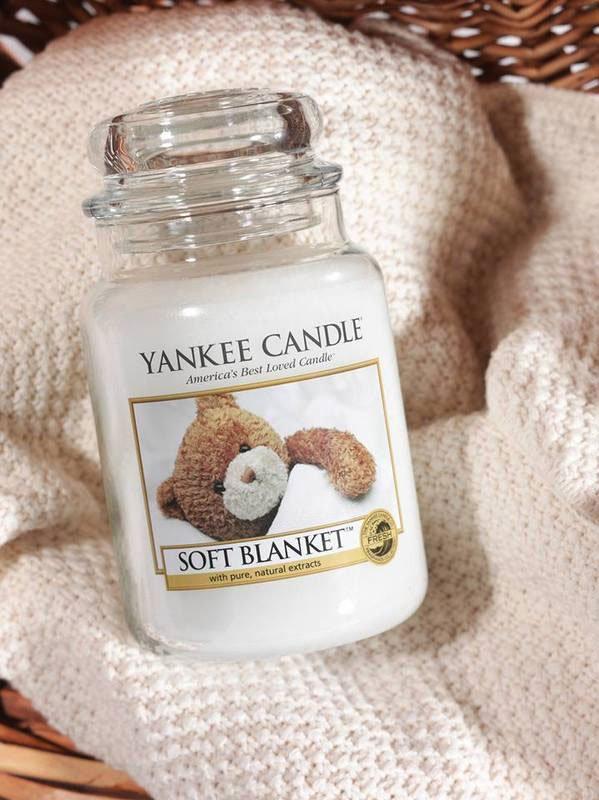 Yankee Candle bottiglia