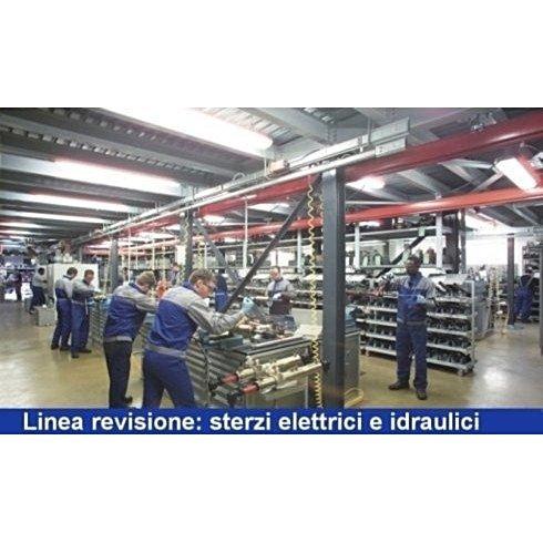 Linea Revisione Sterzi Elettrici e Idraulici