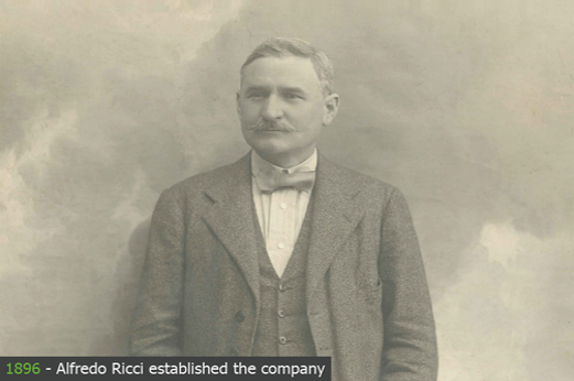 Officine Ricci 1896