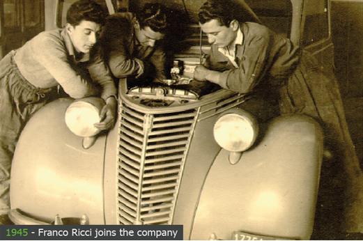 Officine Ricci 1945