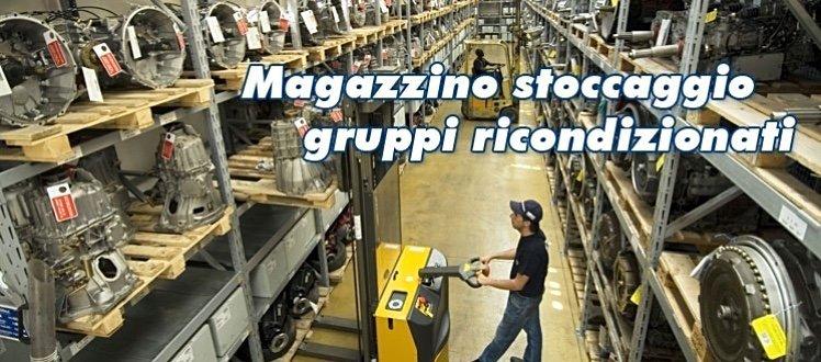 Officine Ricci - Magazzino Cambi Automatici Ricondizionati