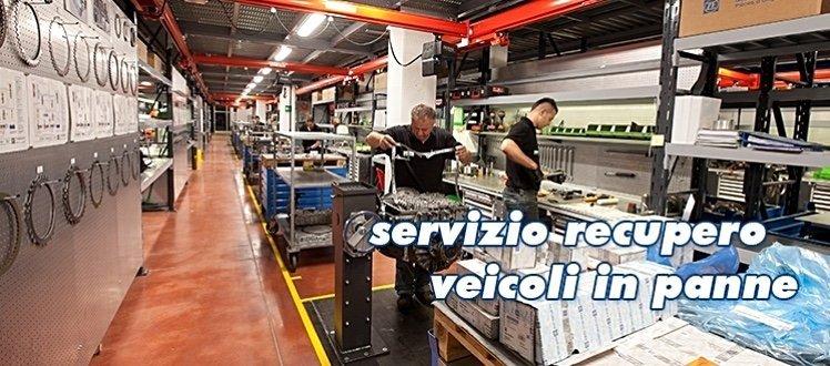 Officine Ricci - Linea Cambi Automatici Ricondizionati