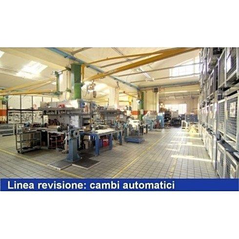 Linea Revisione Cambi Automatici