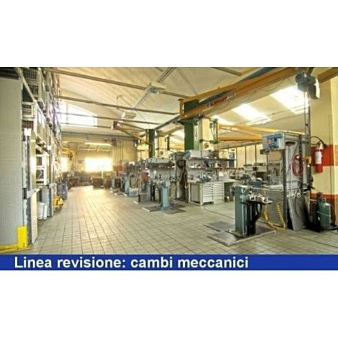 Linea Revisione Cambi Meccanici