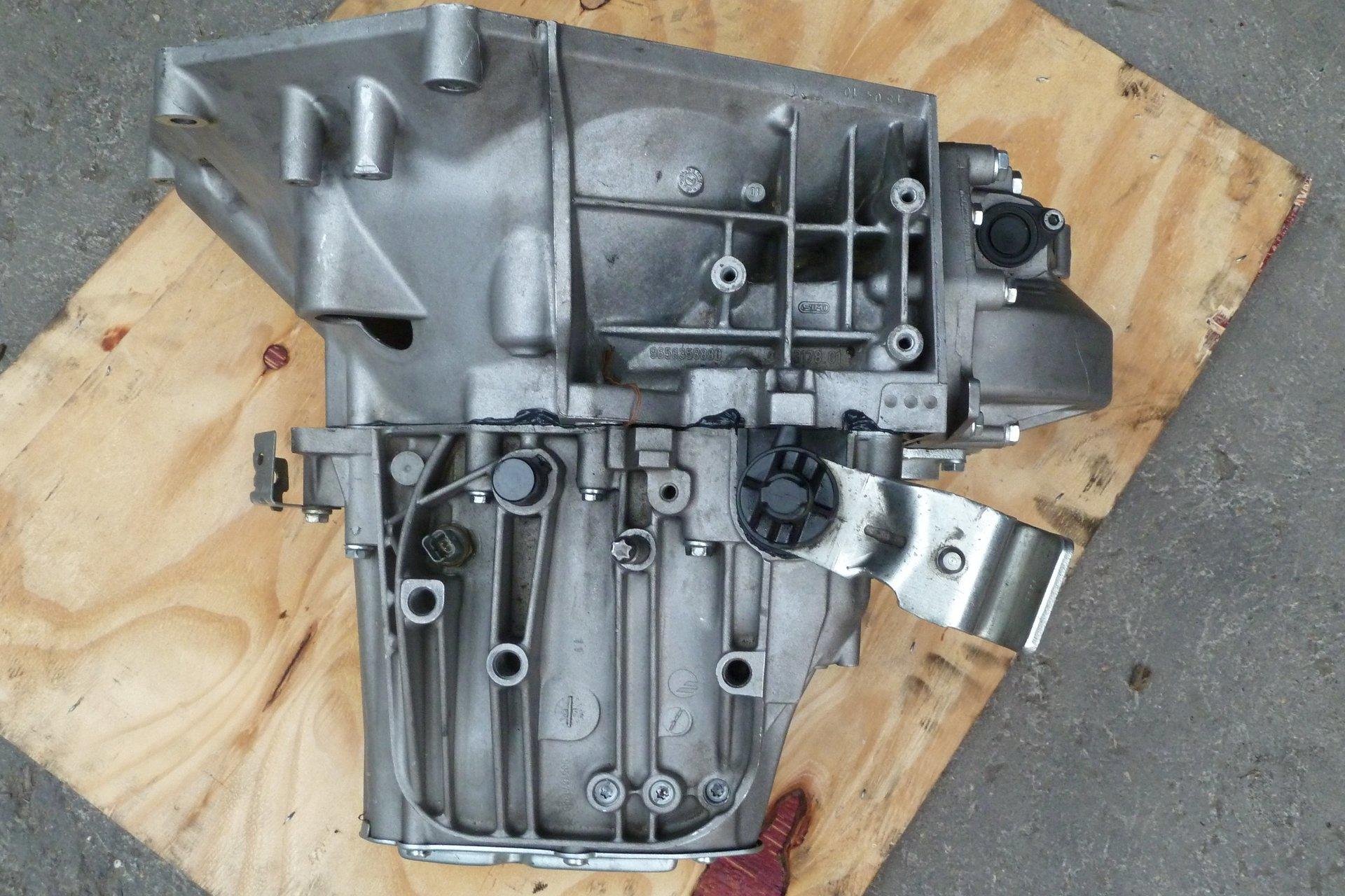 Cambio Fiat Nuovo Ducato 2006-2011 2003CC JTD