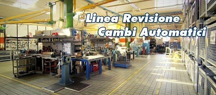 Officine Ricci - Linea Revisione Cambi Automatici