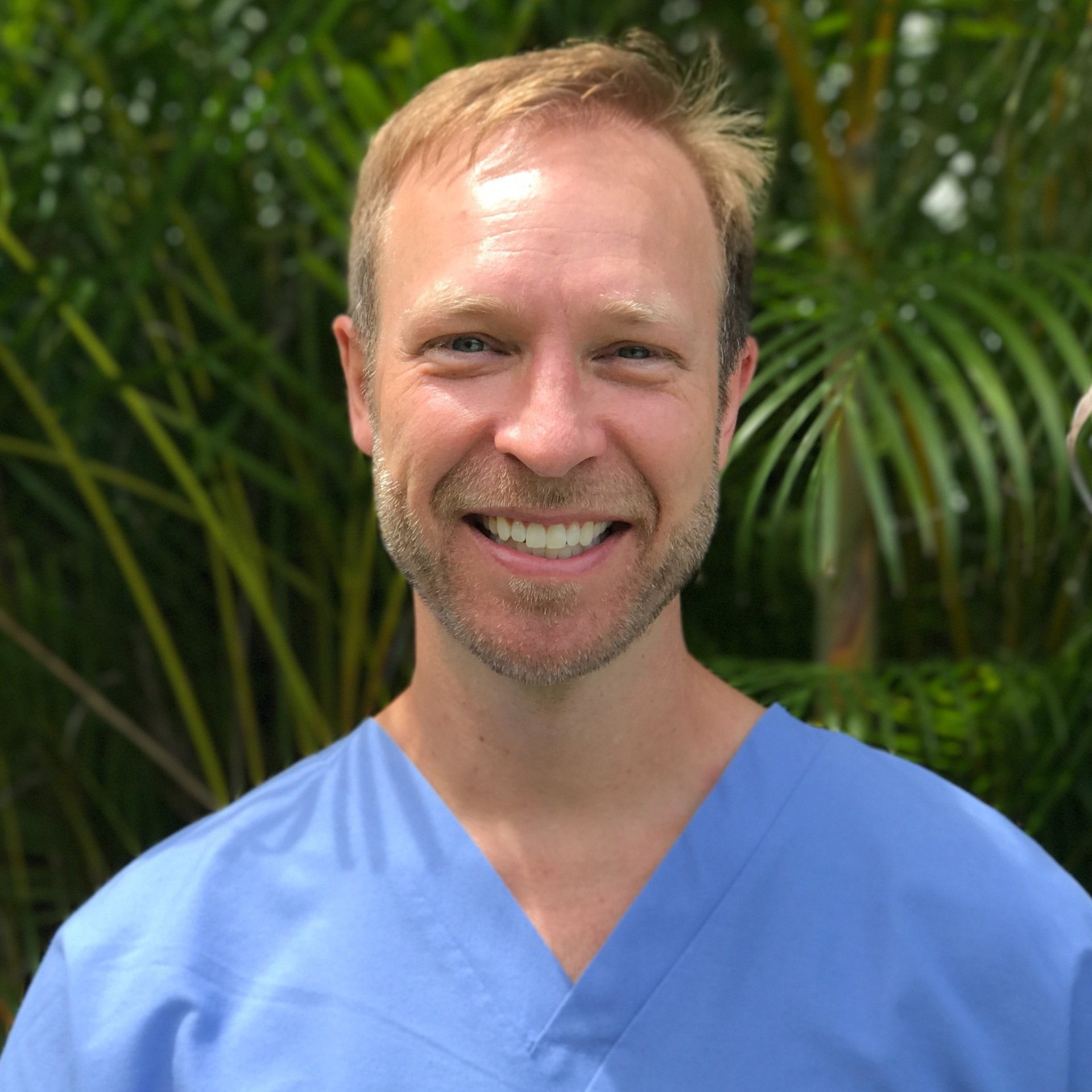 Dr. Erik Dunkelberger, dental professional in Kailua, HI