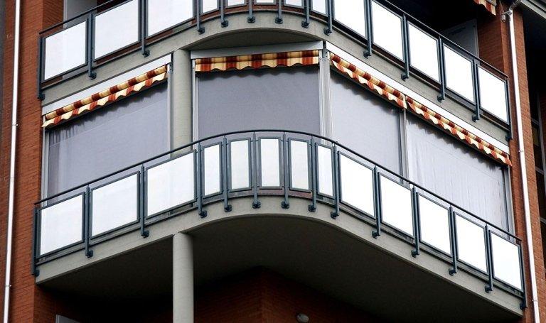 Tende Veranda Balcone : Tende veranda chivasso breglia tende