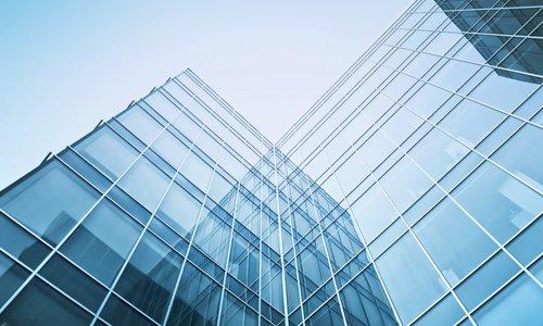 office premises glazing