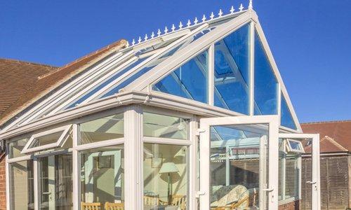 conservatory glazing
