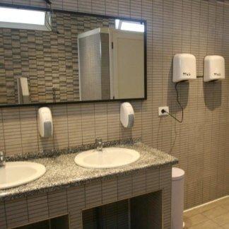 Servizi igienici prefabbricati