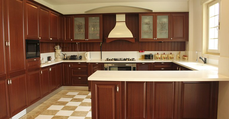 One of the kitchens we remodelled in Wollongong