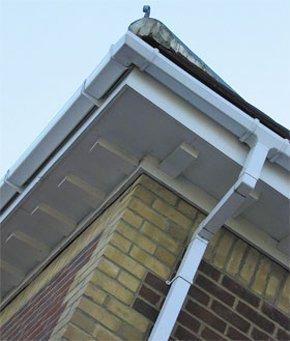 Guttering - Tonbridge Kent - Allington Roofing - Soffits & Fascias Soffits u0026 Cladding - Maidstone | Allington Roofing memphite.com