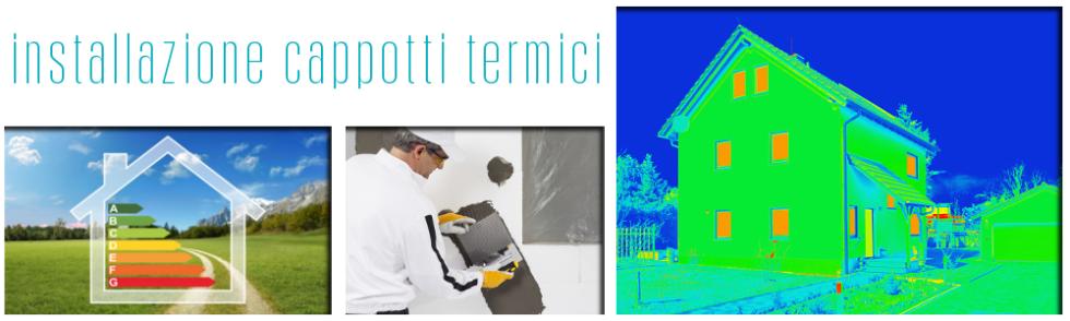 Installazione cappotti termici