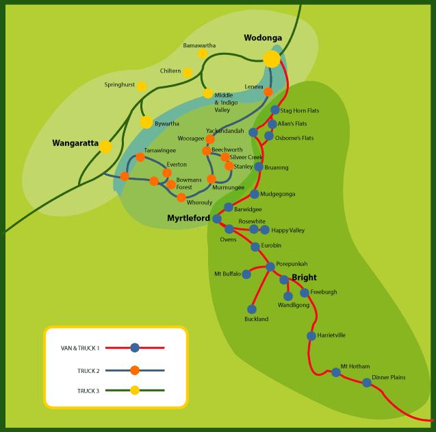 mcleod transport map