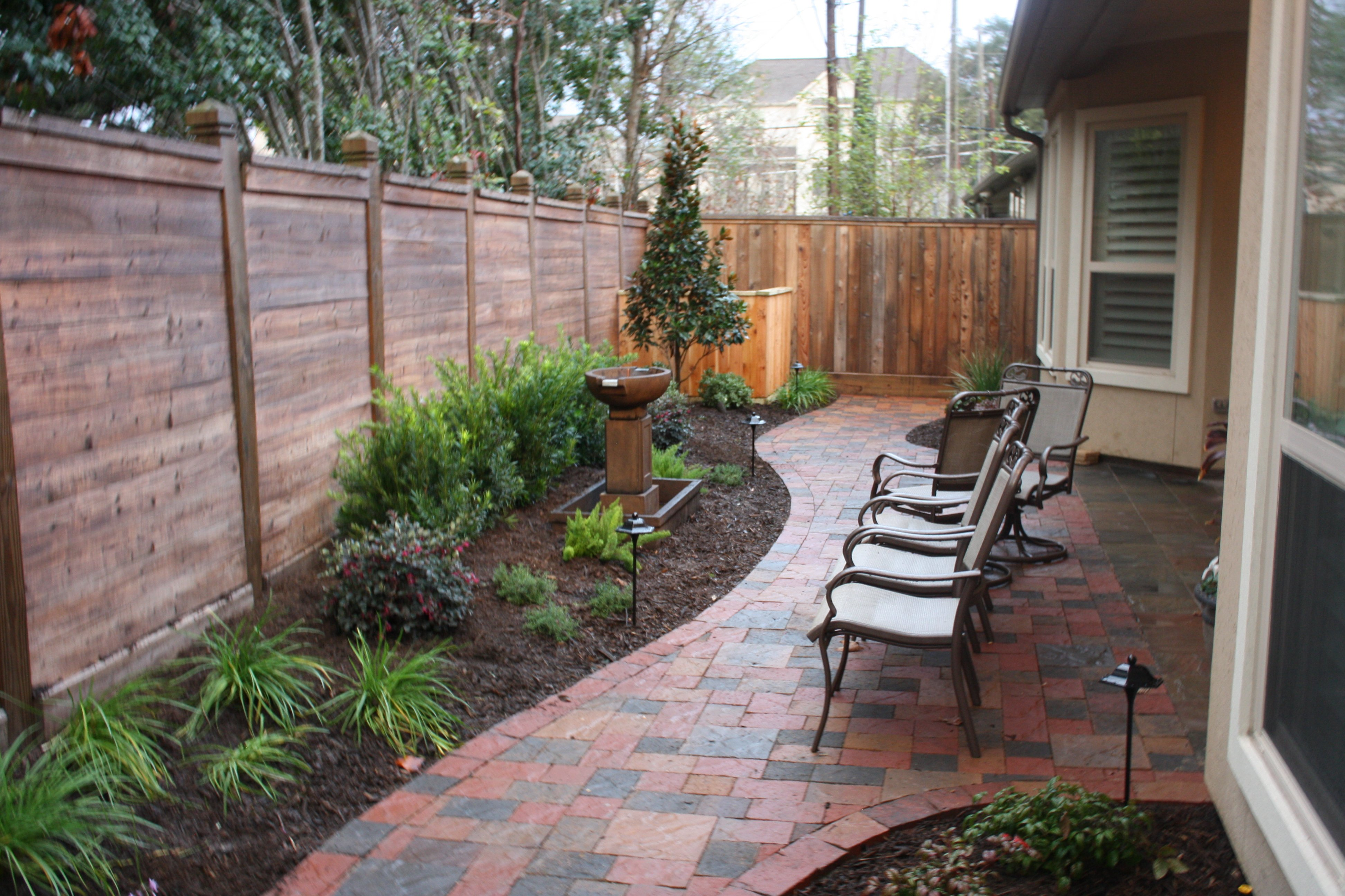 Front And Back Yard Designs By Colourscape Inc.u0027s Landscaping Contractors