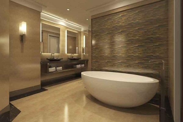 rivestimenti in pietra per bagni