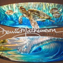 Original Art Only. For more information or higher quality images of this original contact your DM sales consultant. Copyright Dennis Mathewson 2015 and information about this original artwork by Dennis Mathewson copyright all rights reserved 2015.