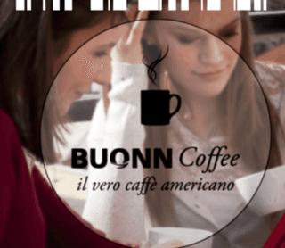 nasce buonn coffee, caffè americano