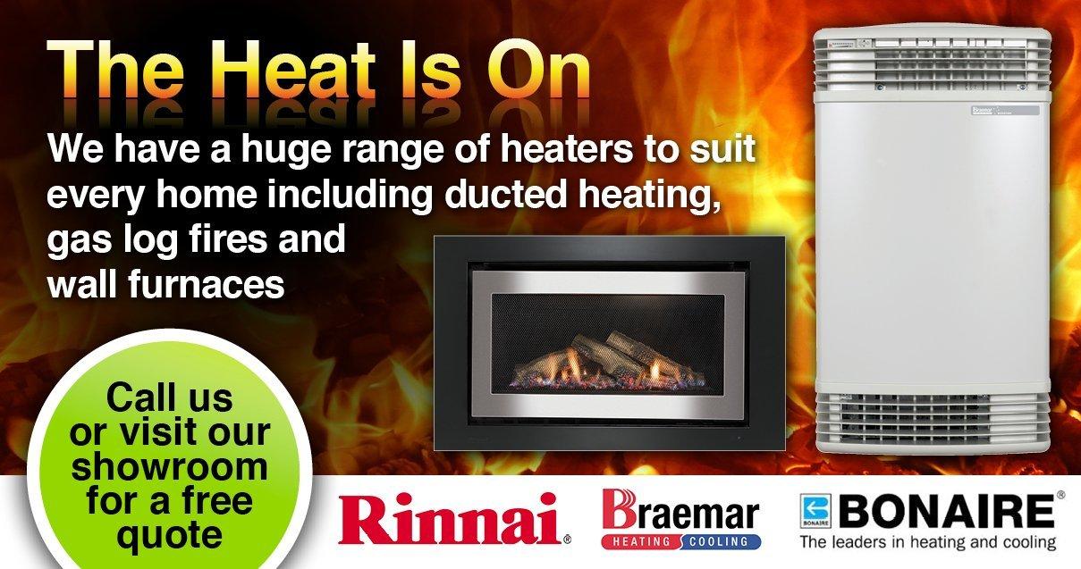 heater installation bendigo