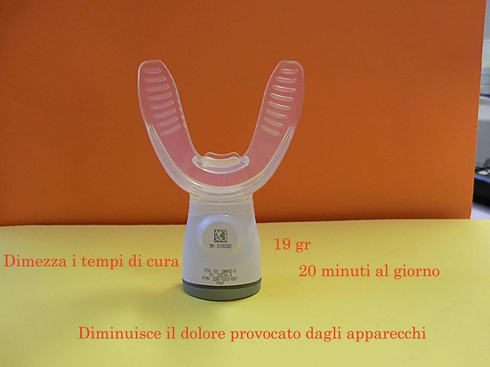 trattameento vibrazioni ortodonzia