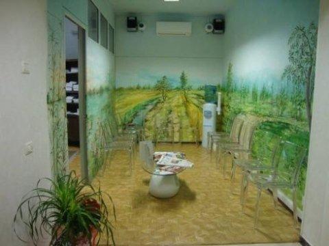 studio dentista sala d