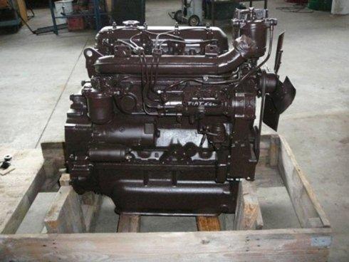 motore trattoristico fiat revisionato