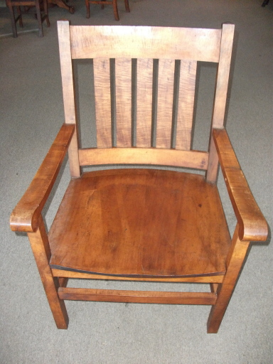 This chair was part of our appraisal services in HI