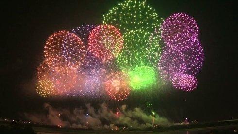 spettacoli artificio