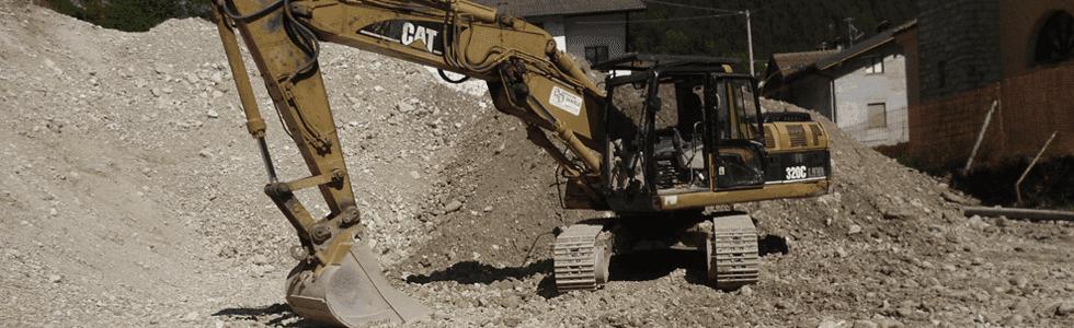ruspe per scavi