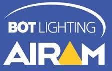 Airam Bot Lighting - Logo