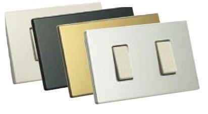 placche per interruttori luce classiche