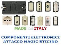 componenti elettriche