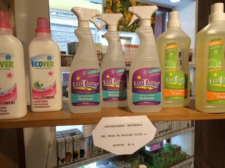 Offerta detergenti per la casa