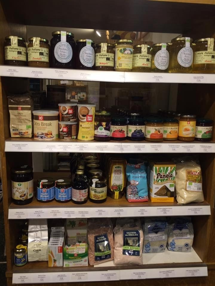 composte di frutta - succedanei caffè - dolcificanti alternativi