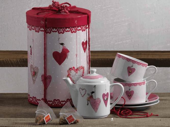 Neavita Tea per 2 - Fantasia di Cuori
