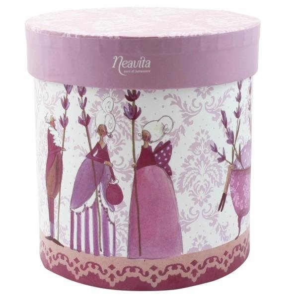 Neavita infusiera lady lavender con scatola