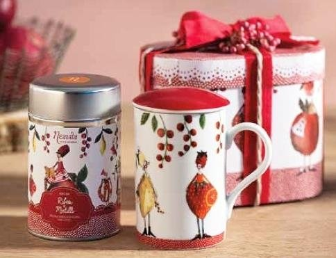Infusiere per tisane