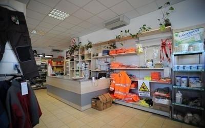 interno negozio antincendio imolese - Imola